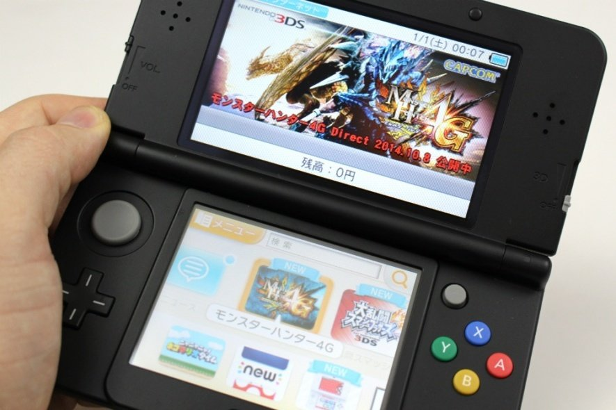 繼續開發遊戲 任天堂:相信 3ds 能與 Switch 並存 Unwire Hk