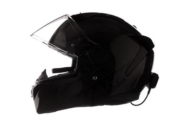 新設計!Zona 將電單車倒後鏡熒幕固定於頭盔內